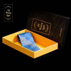 Cà Vạt Lụa Thượng Uyển bản to CT18