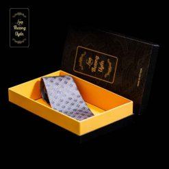 Cà Vạt Lụa Thượng Uyển bản to CT04