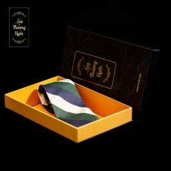 Cà Vạt Lụa Thượng Uyển bản to CT16