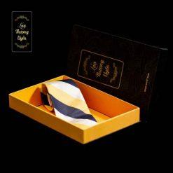 Cà Vạt Lụa Thượng Uyển bản to CT17