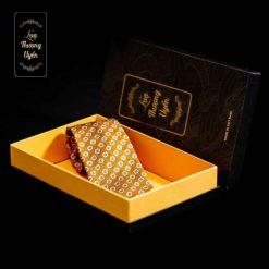 Cà Vạt Lụa Thượng Uyển bản to CT06