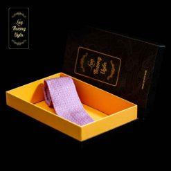 Cà Vạt Lụa Thượng Uyển bản to CT13