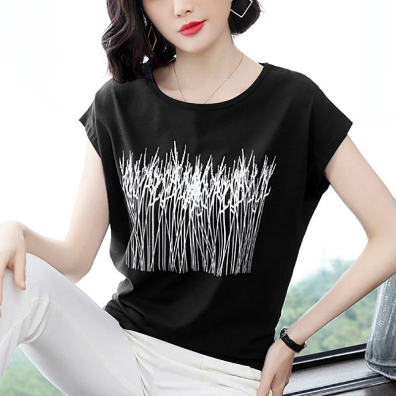 ÁO THUN LỤA thời trang trung niên u50