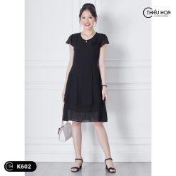 Đầm trung niên K602
