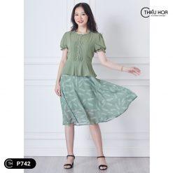 Đầm Trung Niên P742