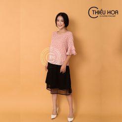Váy Trung Niên V106