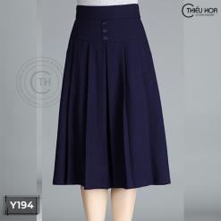 Đầm trung niên Y194