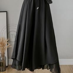 Váy đầm Trung Niên Y200