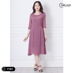 Đầm Trung Niên Y187