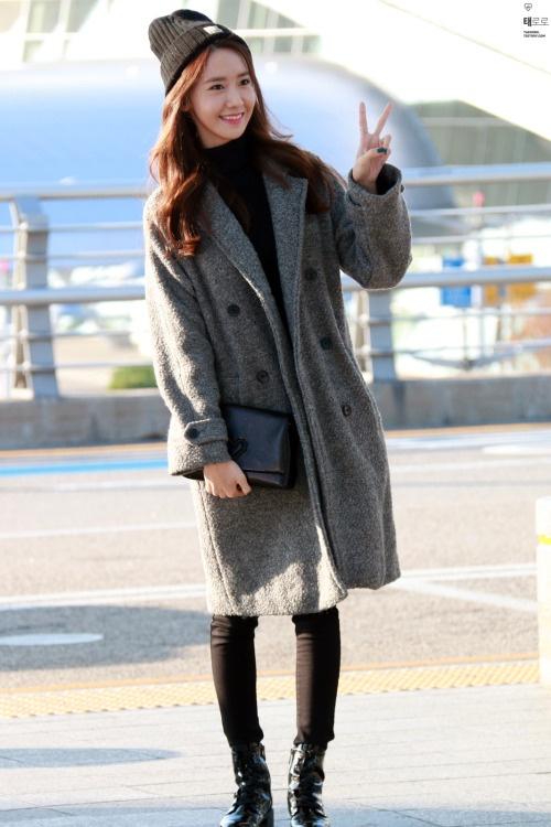 áo khoác len nữ