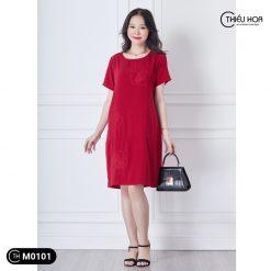 Đầm trung niên M0101