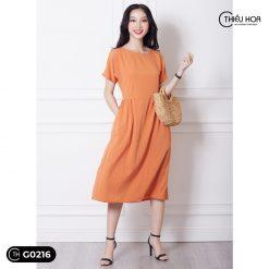 Đầm trung niên G0216