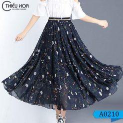 Váy Trung Niên A0210