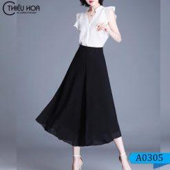 Váy Trung Niên A0305