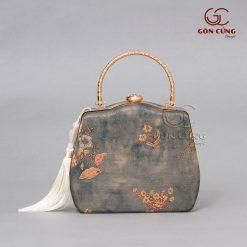 Túi xách nữ - Túi vuông V012