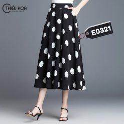 Váy Trung Niên E0321