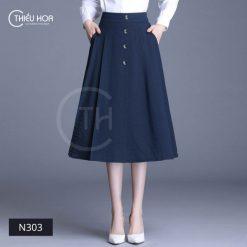 Váy Trung Niên N0303