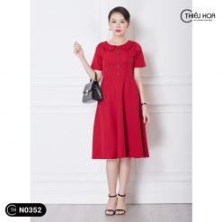 Đầm trung niên N0352