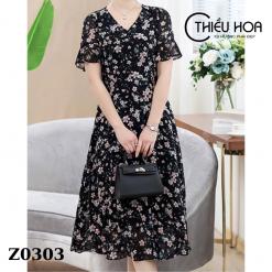 Đầm Trung Niên Z0303