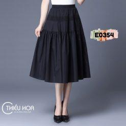 Váy Trung Niên E0354