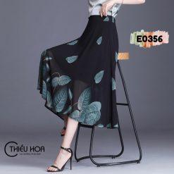 Váy Trung Niên E0356