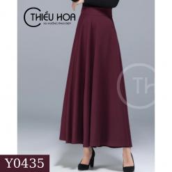 Váy Trung Niên Y0435