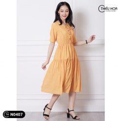 Đầm trung niên N0407