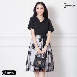 Đầm Trung Niên T0407