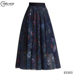 Váy Trung Niên E0303