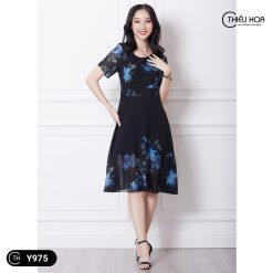 Đầm Trung Niên Y975